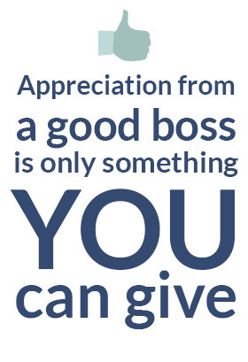 Boss Appreciation Day...