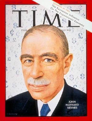 """John Maynard Keynes: Capitalism and the """"Nastiest/Wickedest of Men ..."""