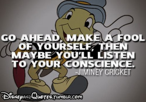 Pinocchio - 15 Best Disney Quotes