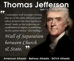 Thomas Jefferson Was A Muslim