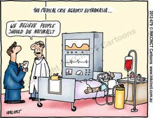 Against Euthanasia Case against euthanasia.