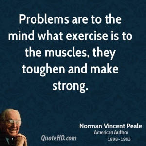 Problems Are The Mind What...