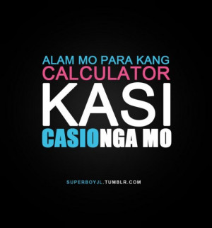 Sick love quotes tagalog
