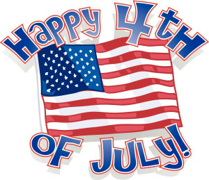 No Rotary Meeting – Happy 4th of July