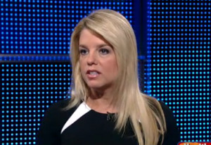 Pam Bondi On Fox And Friendspng picture
