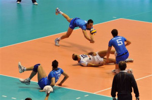 How To Play Volleyball - Volleyball Defense