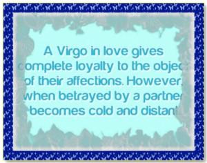 Virgo Quotes