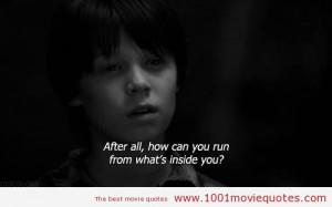 Supernatural (2005– ) - movie quote