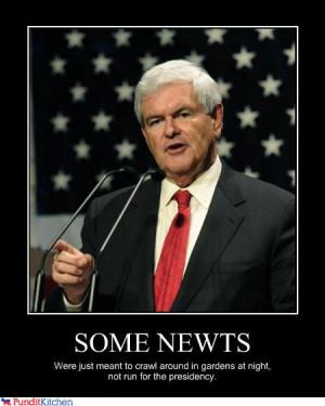 Newt Gingrich, Progressive At Heart
