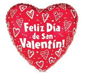 Happy Valentines Day Messsages SMS Quotes Wishes in Spanish Language