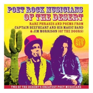 Captain Beefheart & Magic Band, Poet Rock Musicians Of The Desert, UK ...