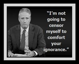 leftieskerthings:The best Jon Stewart quotes