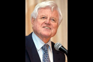 Ted Kennedy Picture Slideshow