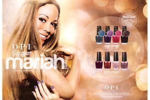Mariah Carey Celebrity Coloring Page
