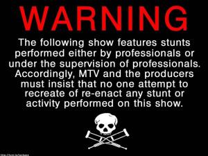 ... ver uno de los mejores shows en la historia de MTV: JACKASS