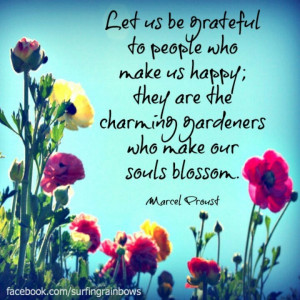 am thankful for my husband and children and my one granddaughter. My ...