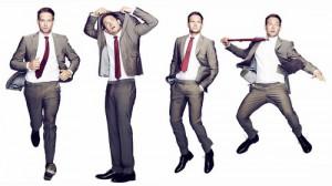 Patrick J. Adams as Mike Ross - suits Wallpaper