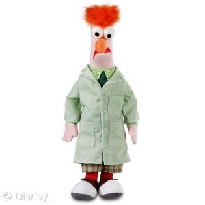Muppet Beaker Science