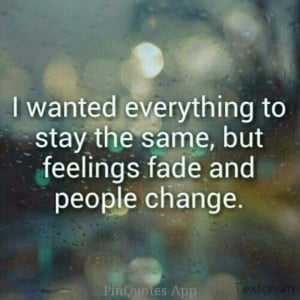 People Change Quotes Wallpaper