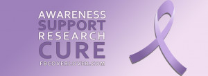 Click below to upload this Awareness Support Research Cure Cover!