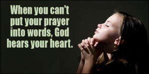 God answers sharp and sudden on some prayers,