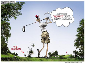 Quote of the Day: Jay Leno's joke Obama's golf game and his real ...