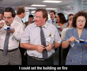 The Most Memorable Office Space Quotes (10 pics)