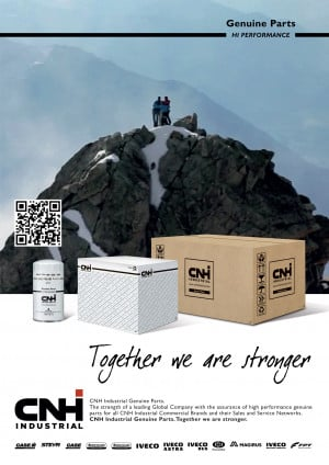 CNH Industrial Genuine Parts Communication