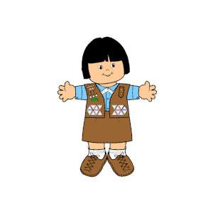 Brownie Girl Scout Troop...