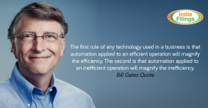 Bill Gates Quote on Technology