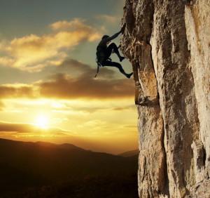 Il Free Climbing è un connubio di rischio e avventura, due elementi ...