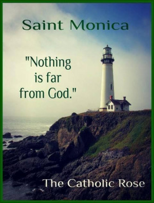St. Monica...