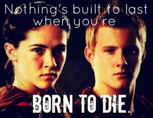 Cato and Clove. I have to admit, despite the fact that they were ...