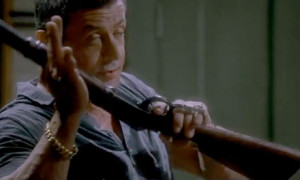 Bullet to the Head: no one messes with Sylvester Stallone
