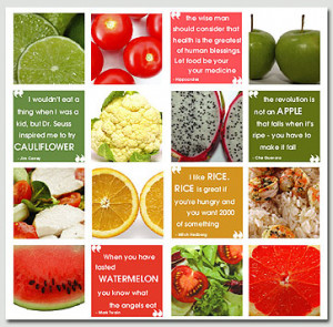 25 Great Quotes About Nutrition