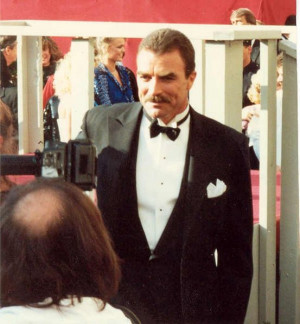 Tom Selleck in 1988
