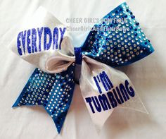 ... Cheer Bow or Hair Bow, Quote Cheer Bow, Cheer Bows with Sayings on