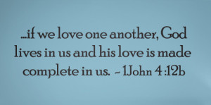 Love One Another Quotes One i had the wonderful pleasure of meeting ...