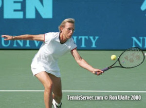 Quotes from Martina Navratilova