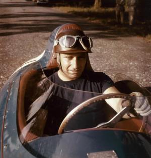 LE PILOTE JUAN MANUEL FANGIO 1958