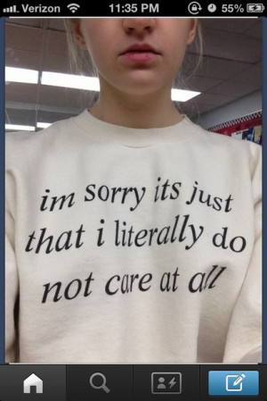 ... sorry literally do not care cute quote on it saying tumblr quote
