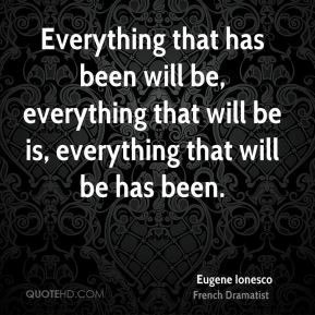 Eugene Ionesco Society Quotes