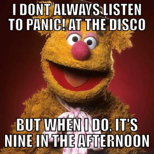 The Muppets Meme. Fozzie Bear 2
