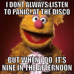 The Muppets Meme. Fozzie Bear 2