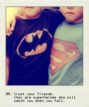 batman, cute, friends, heroes, superman