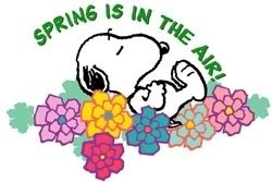 Happy Spring to All! To your health!!