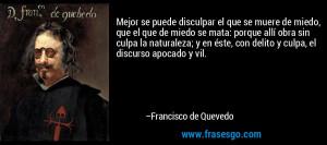 Frases cortas de amor de Francisco de Quevedo 136764