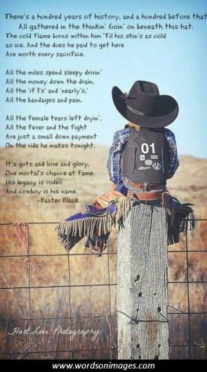 Famous cowboy quotes