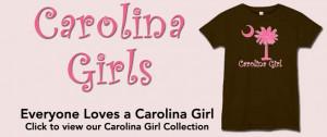 carolina girl sayings