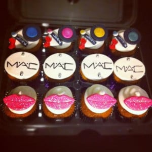Mac Cosmetics Birthday Cake